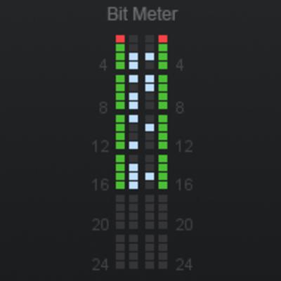 Bit Meter